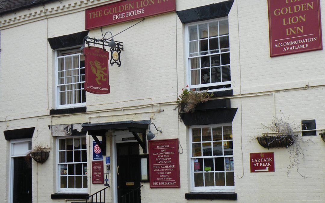 The Golden Lion Bridgnorth Re-Opens