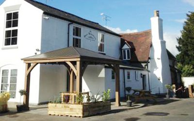 Three Horseshoes at Alveley awarded Spring Pub of the Season 2020